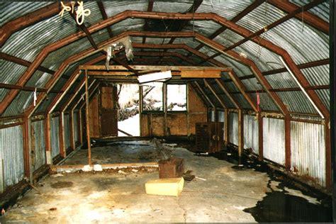 diy barn door kodiak history the quonset hut