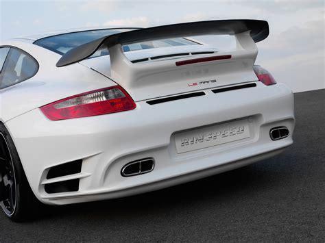 2007 Rinspeed Le Mans 600 Based On Porsche 997 Turbo