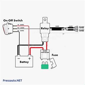 Led Light Bar Relay Wire Up At Wiring Diagram For 12v Led