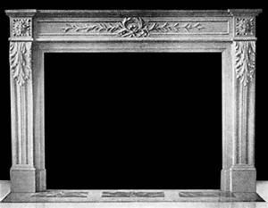 Kamin Englischer Stil : kamin im stil louis xvi carrara marmor ph kamine ~ Whattoseeinmadrid.com Haus und Dekorationen