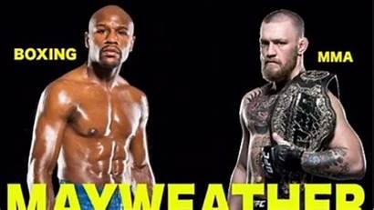 Mcgregor Mayweather Boxing Drama Farce Disaster Written