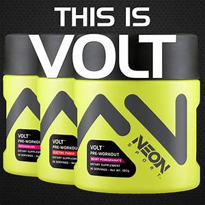 Neon Sport Volt Pre Workout Review EOUA Blog