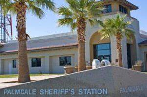 Palmdale Sheriff's Station Open House this Saturday