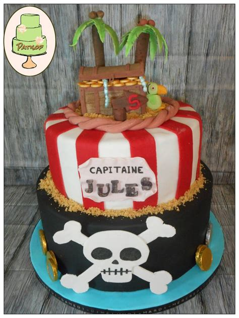17 best ideas about gateau pirate on g 226 teaux 224 th 232 me pirate gateau bateau pirate