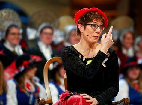 Born 9 august 1962 sometimes referred to by her initials of akk is a german politician serving as minister of defence since july 2019 and former leader of the christian democratic union cdu. Annegret Kramp-Karrenbauer: Merkel successor under fire ...