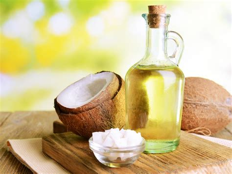 Coconut Oil For Yeast Infection Treatment