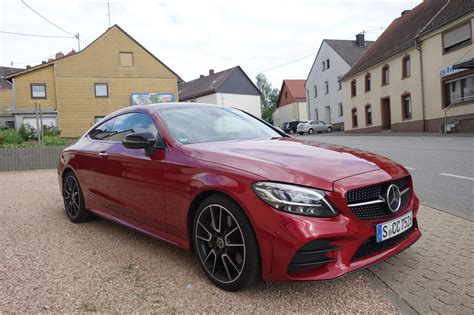 First Drive 2019 Mercedesbenz C 300 Coupe Automobile