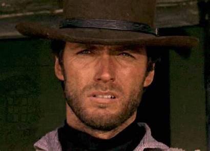 Clint Eastwood Smoking Fistful Dollars Leon Then