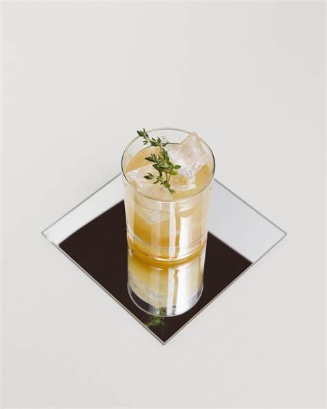 thyme orange gin tonic brennerei ehringhausen