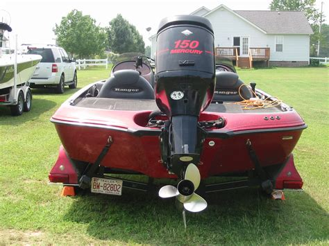 Bay Boat Setup For Bass Fishing by 2003 Ranger 185vx Bass Boat The Hull Boating And