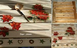 petite deco de noel en bois et bonnes fetes a toutes et With peinture acrylique sur bois brut