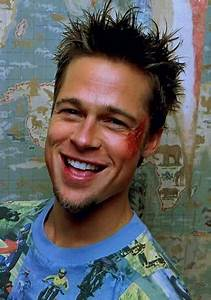 How To Get A Tyler Durden Messy Spiky Hairstyle – Cool Men ...