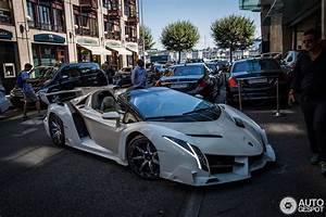 Lamborghini Veneno Roadster : lamborghini veneno roadster 6 october 2015 autogespot ~ Maxctalentgroup.com Avis de Voitures