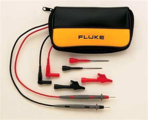 Fluke Tla Basic Electronic Test Lead Kit Kiesub