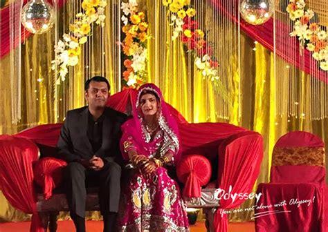 muslim wedding reception dress code fashion