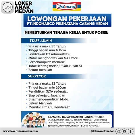 Pt sigma solusi servis : Lowongan Kerja Medan Tanpa Ijazah : Berikut adalah daftar lowongan kerja ijazah/tamatan/lulusan ...