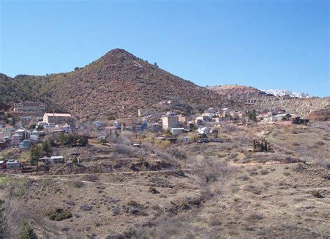 Jerome Arizona Mining History
