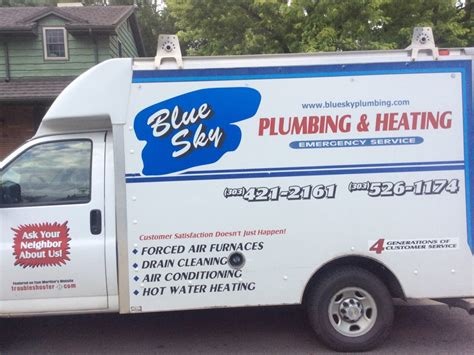blue sky plumbing furnace plumbing and air conditioning repair in commerce