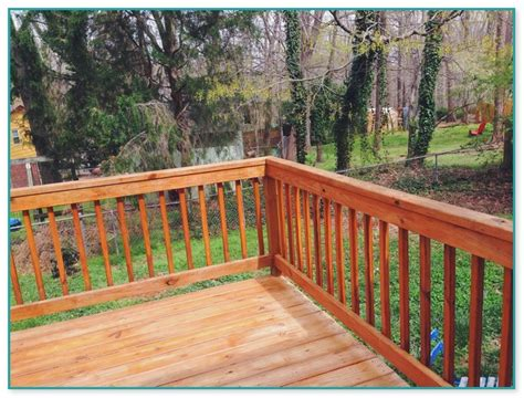 natural color deck stain
