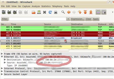 passwords finding routers wanexternal mac address