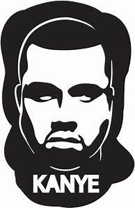 Download the Kanye West Pumpkin Stencil here . | Halloween ...
