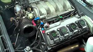 Audi Coupe Quattro 4 2 V8 - First Start