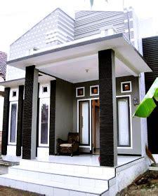 model teras rumah indah