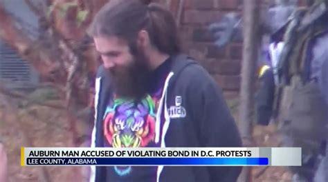 Auburn man in Federal custody following U.S. Capitol Riot