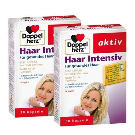 Doppelherz Haar Intensiv Doppelpack hier bei nu3 kaufen