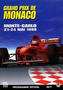 Programme Grand Prix F1 : 1998 formula 1 world championship programmes the motor racing programme covers project ~ Medecine-chirurgie-esthetiques.com Avis de Voitures