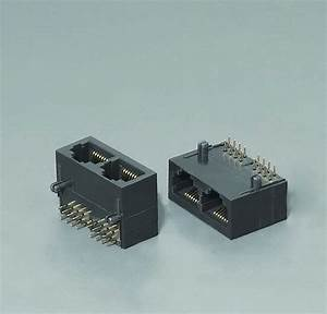 China Modular Jack    Network Connector -rj45 Series