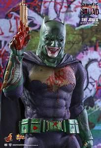 Batman Suicid Squad : 1 6 hot toys mms384 suicide squad joker batman imposter collectible figure ~ Medecine-chirurgie-esthetiques.com Avis de Voitures