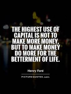 Henry Ford Quotes Making Money. QuotesGram