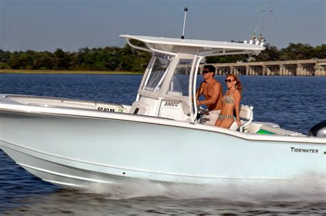 Center Console Bass Boats For Sale by New 2014 Tidewater 230 Cc Adventure Center Console Boat