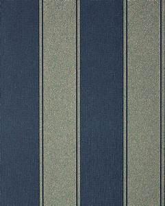 Tapete Blau Muster : streifen tapete edem 753 37 hochwertige luxus neo barock tapete gepr gtes streifen muster tief ~ Orissabook.com Haus und Dekorationen