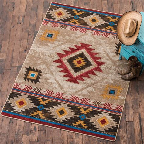 southwestern bathroom rugs southwest rugs whiskey river rug collection lone