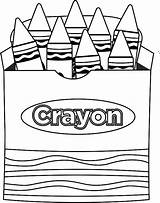 Crayons Crayon Coloring Box Pages Draw Lets Drawing Clipart Printable Pencil Crayola Pencils Markers Sheet Colors Quit Sheets Getdrawings Clip sketch template