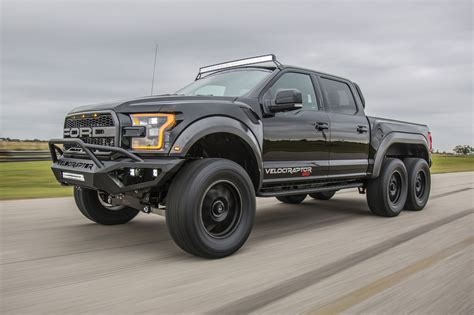 6x6 Ford Truck Is 'aggression On Wheels