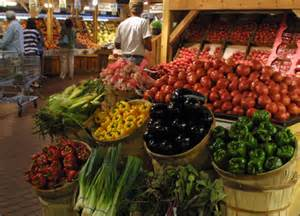 Grocery Produce Display Ideas