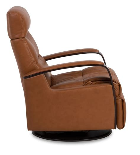 peak recliner valley leather