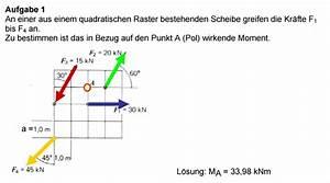 Vektoren Geschwindigkeit Berechnen : raum moment durch kr fte im raum bestimmen nanolounge ~ Themetempest.com Abrechnung