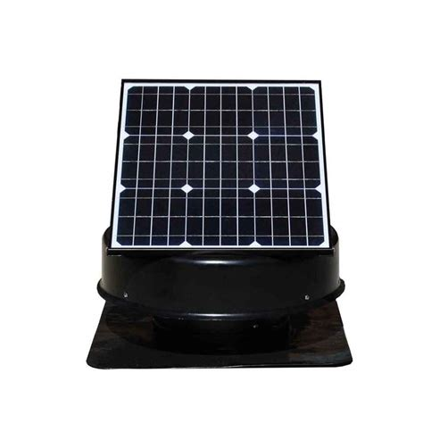 solar shed fan solar roof ventilation fan outdoor extraction fan home and