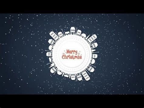 christmas logo after effects template christmas logo after effects template after effects