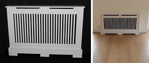 Fabriquer Un Cache Radiateur : comment fabriquer un cache radiateur 9 comment habiller un radiateur 69 photos avec exemples ~ Melissatoandfro.com Idées de Décoration