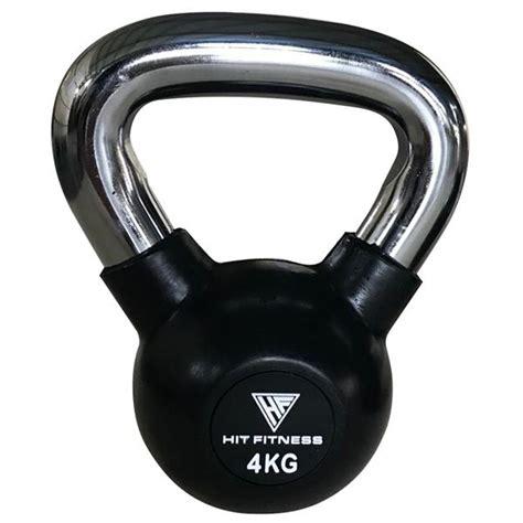 kettlebell handle 4kg chrome kettlebells