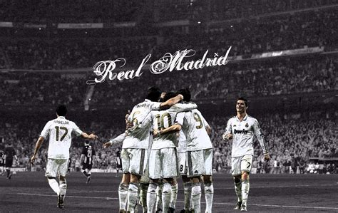real madrid team wallpapers   fun