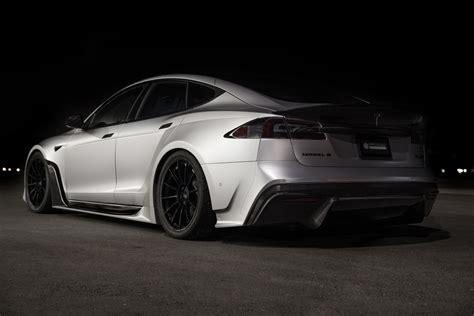 Unplugged Performance S-apex Tesla Model S P100d _19