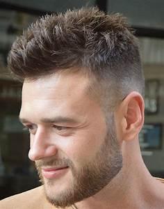 Coupe Courte Homme 2018 : coiffure homme 2017 50 meilleurs coupes de cheveux pour ~ Melissatoandfro.com Idées de Décoration