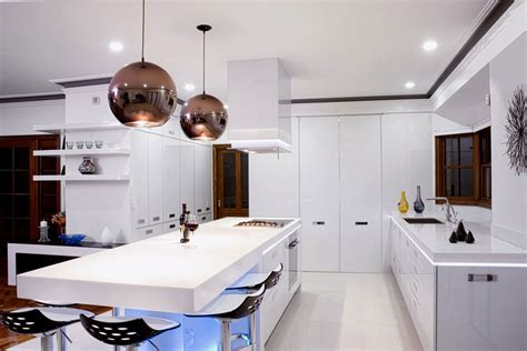 light filled modern kitchens  mal corboy