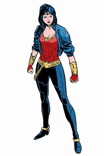 Wonder Woman Evolution Costumes Through Years Dc